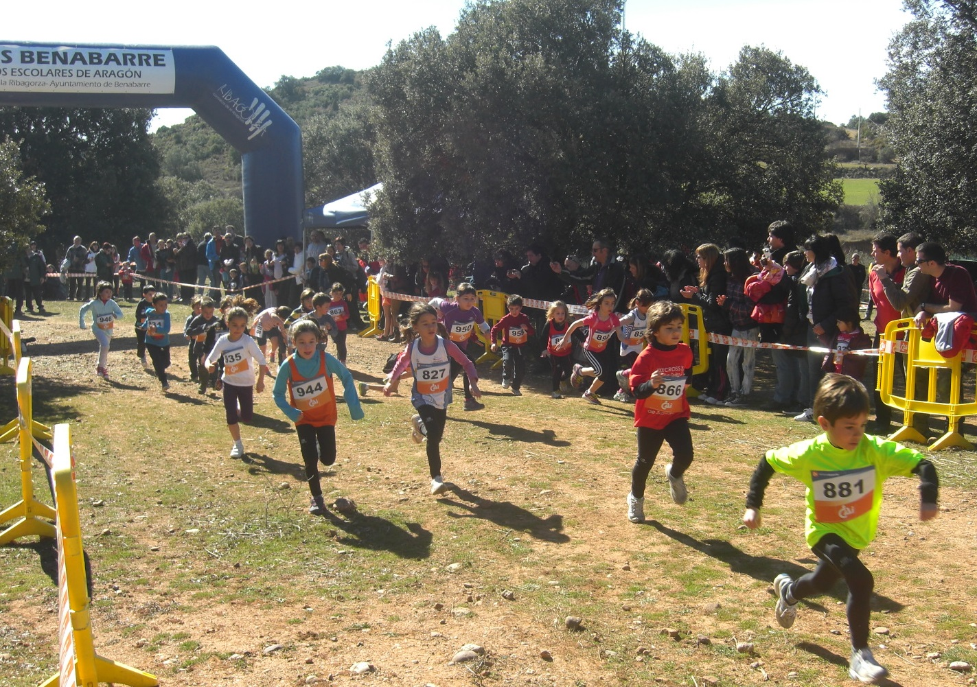 XXVI CROSS DE BENABARRE