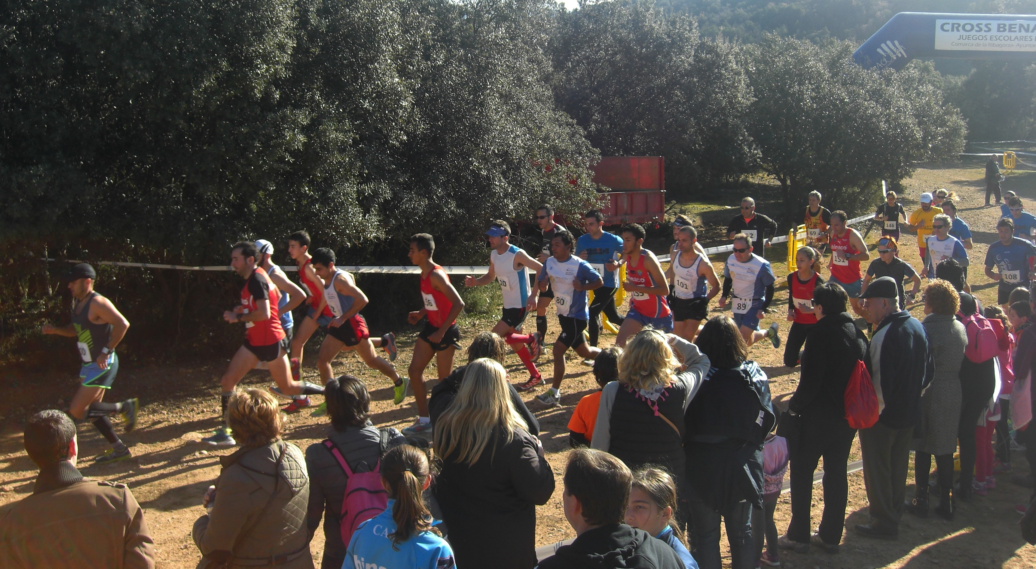 XVII CROSS DE BENABARRE