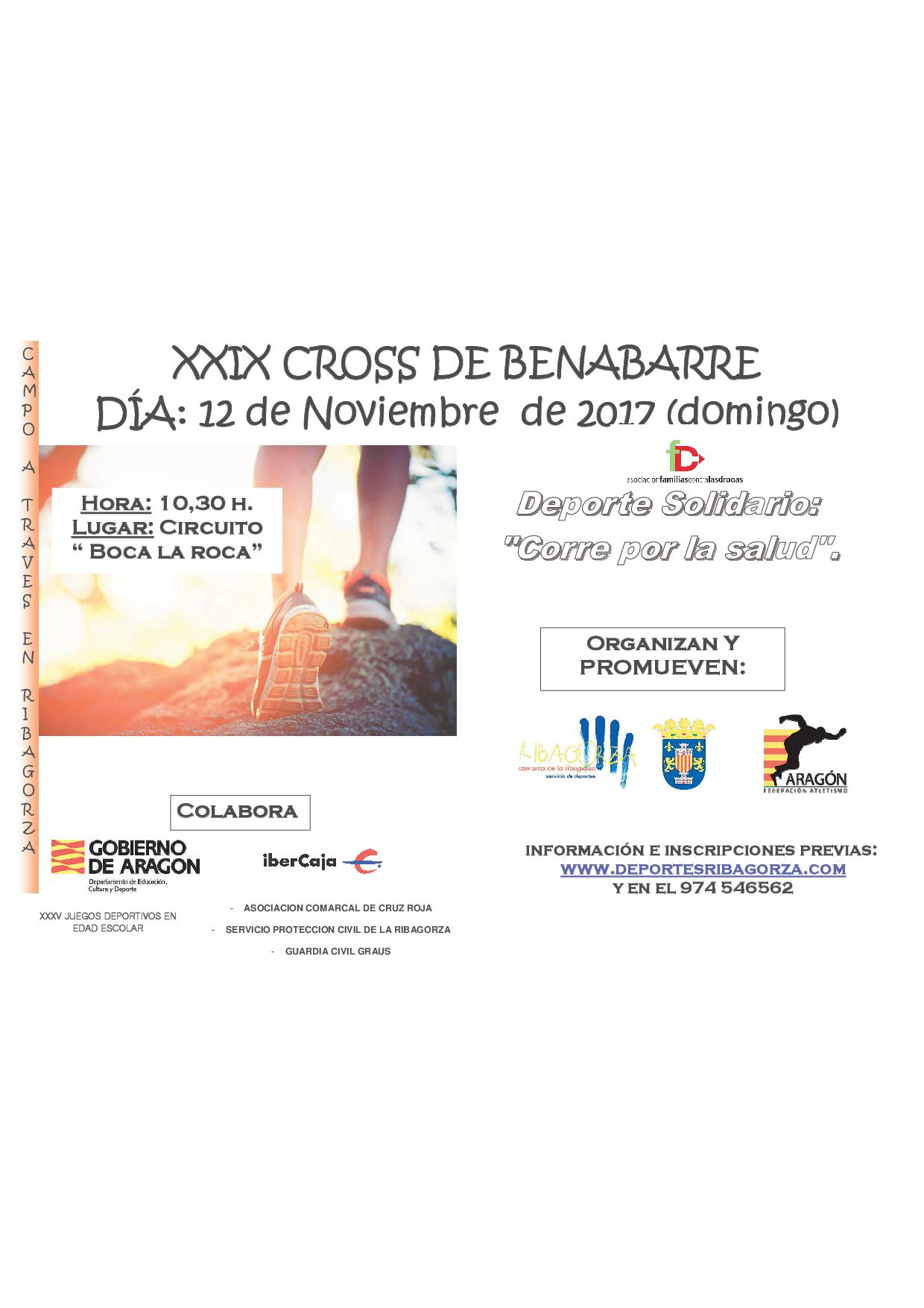 XXX CROSS DE BENABARRE