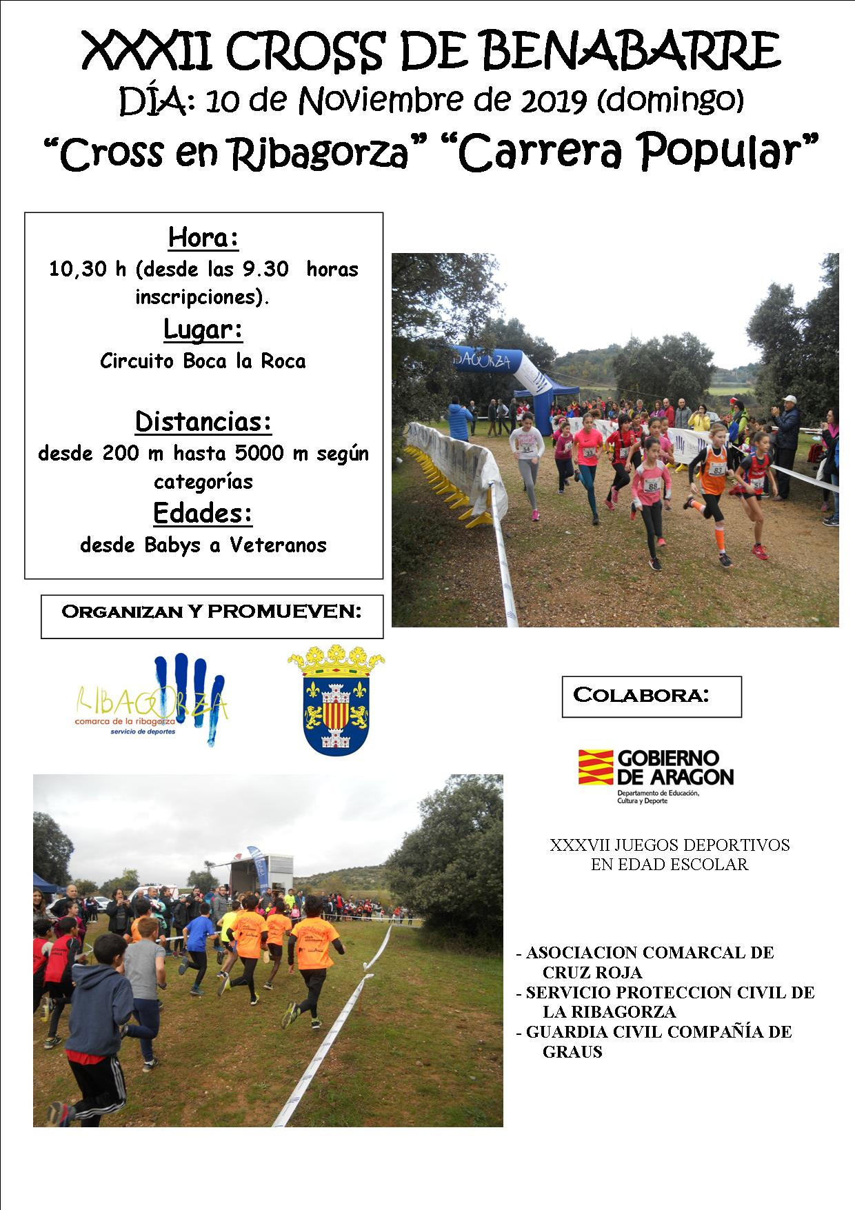 XXXII CROSS DE BENABARRE