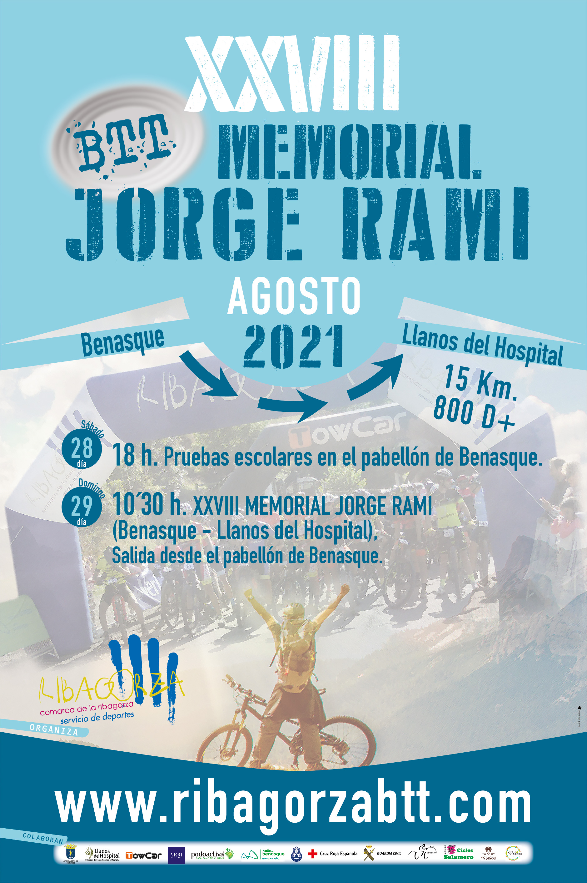 XXVIII MEMORIAL JORGE RAMI